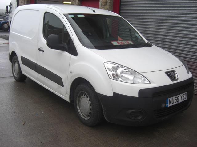2009 Peugeot partner 1.6 HDI