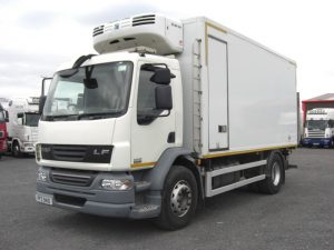 2008 DAF 55 220 4x2 Fridge lorry