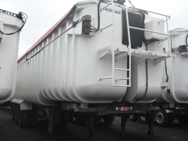 2010 Fruehauf bulk alloy tipper