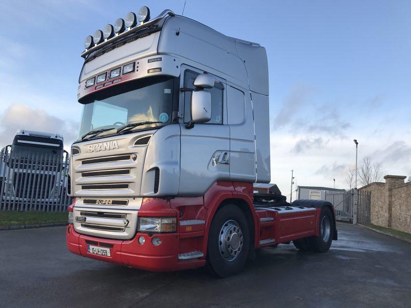 2010 Scania R560 4x2 Topline